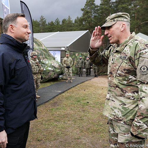 Prezydent Andrzej...