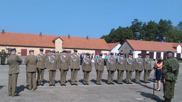 Ośrodek Szkolenia Poligonowego Wojsk Lądowych Orzysz w Bemowie Piskim obchodził swoje święto