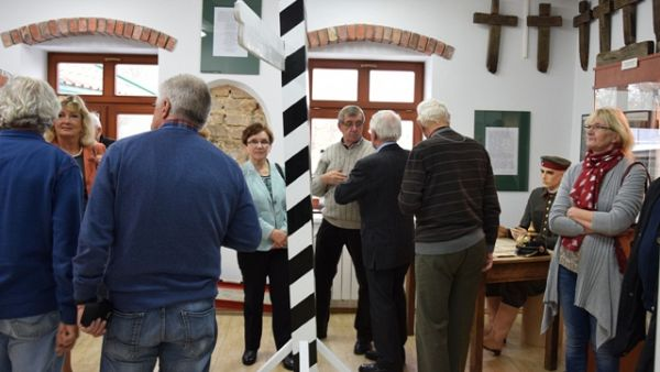 Wizyta byłych mieszkańców Orzysza