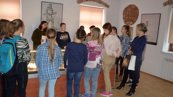 Lekcja w muzeum