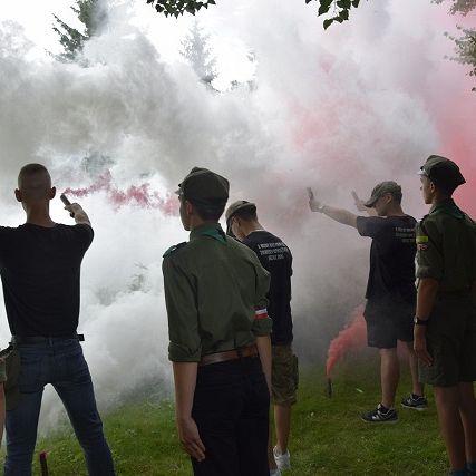Obchody Narodowego Dnia Pamięci Powstania Warszawskiego, Orzysz 1 sierpnia 2017