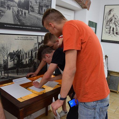 III Noc Muzeuów w Orzyszu