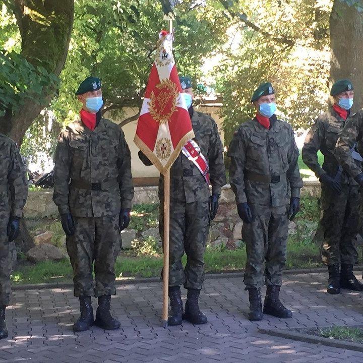 Orzyskie Obchody Święta Wojska Polskiego