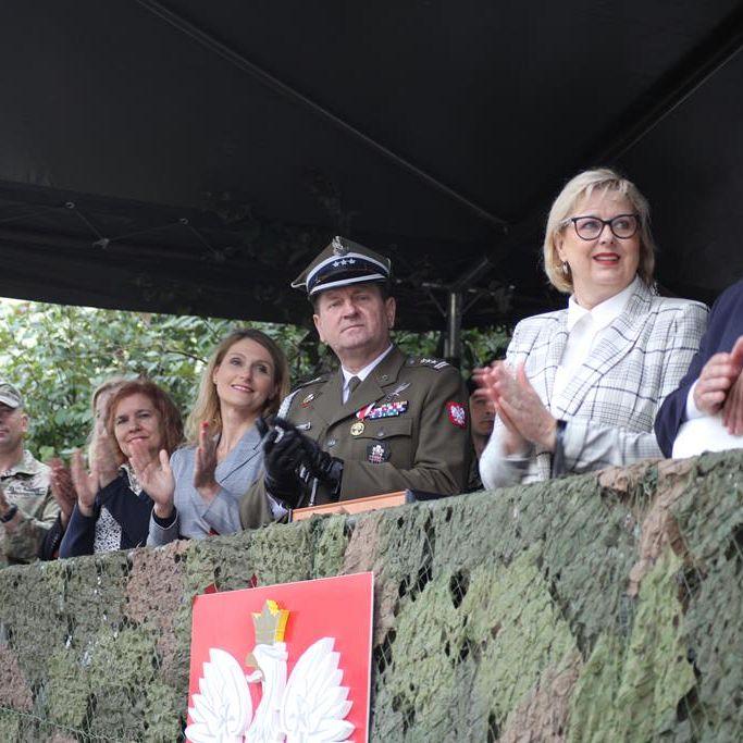 Garnizonowe obchody Święta Wojska Polskiego
