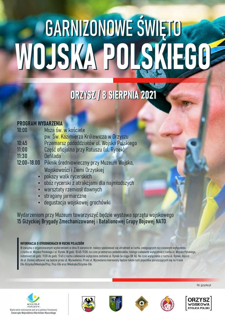 Garnizonowe Święto Wojska Polskiego